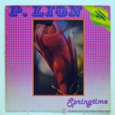 Discos de vinilo: P. LION - 'SPRINGTIME' (LP VINILO). Lote 44150812