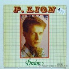 Discos de vinilo: P. LION - 'DREAM' (MAXI SINGLE VINILO) - PEDIDO MÍNIMO 8€. Lote 44151257