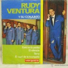 Discos de vinilo: RUDY VENTURA. Lote 44158528