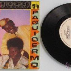 Discos de vinil: GUINEA - PAQUIDERMO / SOMOS LOS CONGUITOS - SINGLE PROMO - CBS 1982 SPAIN. Lote 44160329