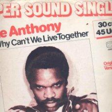 Discos de vinilo: MIKE ANTHONY. Lote 44161211