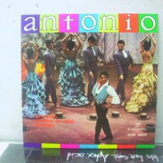 Discos de vinilo: ANTONIO MAIRENA - ZAPATEANDO + 3 - COLUMBIA 1962. Lote 44163361