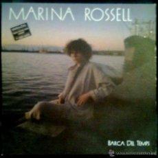 Discos de vinilo: MARINA ROSSELL- BARCA DEL TEMPS. Lote 44164056