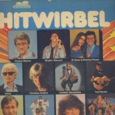 Discos de vinilo: HITWIRBEL - 2 LP. Lote 44164399