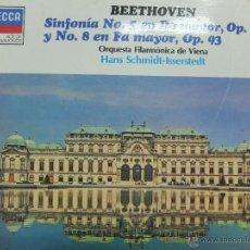 Discos de vinilo: BEETHOVEN -LP. Lote 44164499