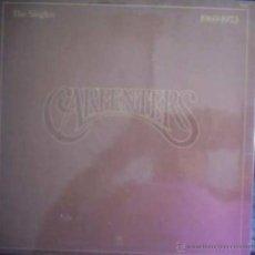 Discos de vinilo: LP RECOPILATORIO DE CARPENTERS AÑO 1973 EDICIÓN ARGENTINA. Lote 26419931