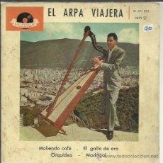 Discos de vinilo: HUGO BLANCO, ARPA - EL ARPA VIAJERA - EP POLYDOR 1961. Lote 44167868