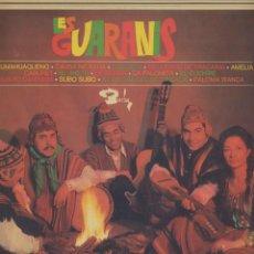 Discos de vinilo: LES GUARANIS- EL HUMAHUAQUEÑO/CAUSA NE NANA/CASCADA/ETC. Lote 44168348