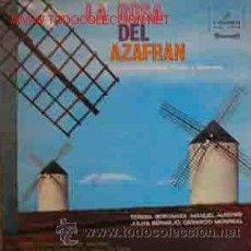 Discos de vinilo: LA ROSA DEL AZAFRAN. Lote 44176038