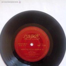 Discos de vinilo: IRVING BERLIN.MARIE.OLA DE CALOR.LA CANCION HA TERMINADO.NEGOCIO DE REVISTAS..STANLEY BLACK. Lote 44176194