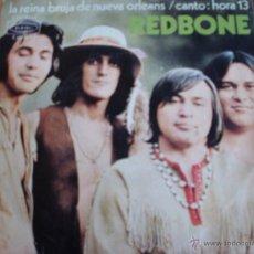Discos de vinilo: REDBONE - LA REINA BRUJA DE NUEVA ORLEANS AÑO 1971. Lote 44177277