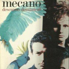Discos de vinilo: MECANO LP SELLO ARIOLA AÑO 1988 PORTADA DOBLE. Lote 44180256