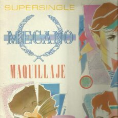 Discos de vinilo: MECANO MAXI SINGLE SELLO ARIOLA AÑO 1982. Lote 44180288