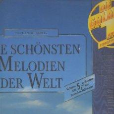 Discos de vinilo: DIE SCHONSTEN MELODIEN DER WELT- 2 LP EN ALEMAN/ ABBA/TON JONES/MASQUERADE/UDO JURGENS. Lote 44181765