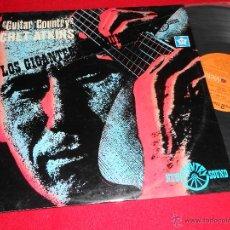 Disques de vinyle: CHET ATKINS GUITAR COUNTRY LP 1975 RCA VICTOR EDICION ESPAÑOLA SPAIN. Lote 44190682