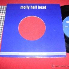 Discos de vinilo: MOLLY HALF HEAD TOE TO SAND UK 1993 SINGLE. Lote 44192004