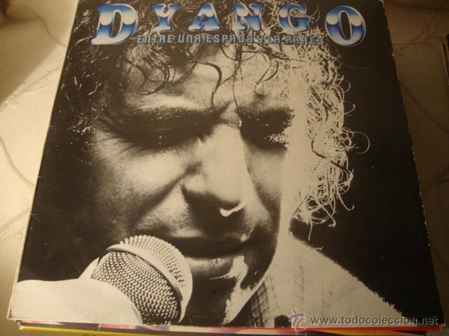 DISCO LP VINILO DYANGO (Música - Discos - LP Vinilo - Solistas Españoles de los 70 a la actualidad)