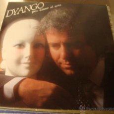 Discos de vinilo: DISCO LP VINILO DYANGO. Lote 44192934