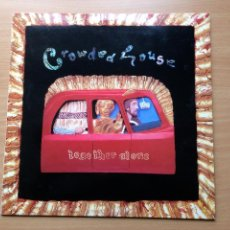 Discos de vinilo: CROWDED HOUSE - TOGETHER ALONE. Lote 44195608