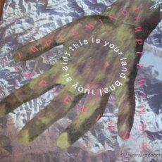 Discos de vinilo: SIMPLE MINDS - THIS IS YOUR LAND VIRGIN 1989. Lote 44200062