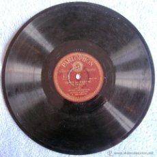 Discos de vinilo: DISCO 78 RPM PIZARRA - DORITA (TANGO). JUNTO AL PARANÁ (ZAMBRA) - IMPERIO ARGENTINA CON GUITARRAS.. Lote 44202213