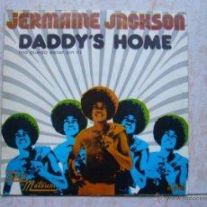 Discos de vinilo: JERMAINE JACKSON - DADDY'S HOME. Lote 44202569
