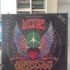 Discos de vinilo: MORE AMERICAN GRAFFITI . 2 LP. Lote 44202936