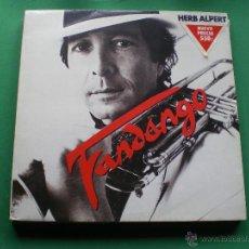 Discos de vinilo: HERB ALPERT - FANDANGO/LP 1988 PEPETO. Lote 44211161