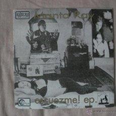 Discos de vinilo: MANTA RAY - ESCUEZME! EP. Lote 44214649