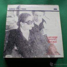 Discos de vinilo - LP MAURICE LARCANGE ( ACORDEON ) CON ROLAND SHAW Y SU ORQUESTA : LARCANGE INTERPRETA A BECAUD - 44216744