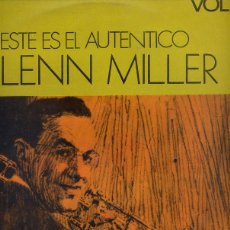 Discos de vinilo: GLENN MILLER / EL AUTENTICO VOL 2 (DOBLE LP RCA 1972). Lote 44217398