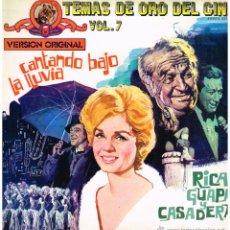 Discos de vinilo: TEMAS DE ORO DEL CINE. VOL. 7 - LP 1972. Lote 44224421