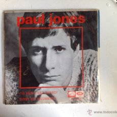Discos de vinilo: PAUL JONES SG. I´VE BEEN A BAD, BAD BOY+ SONNY BOY WILLIAMSON. Lote 44225046