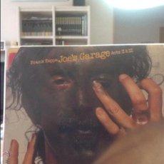 Discos de vinilo: FRANK ZAPPA . JOE,S GARAGE ACTS II & III. Lote 44225986