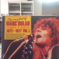 Discos de vinilo: MARC BOLAN AND T REX . 1972 - 1977 VOL 1. Lote 44229433
