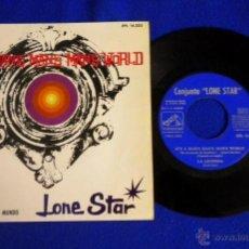 Discos de vinilo: LONE STAR (IT'S A MAN'S MAN'S MAN'S WORLD) *** EP 45 R.P.M. *** 4 TEMAS ***. Lote 44244148