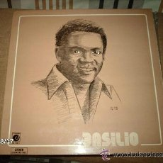 Discos de vinilo: BASILIO / BASILIO 1973, ORG NOVOLA EDIT, DOBLE CARPETA !!. Lote 44245507