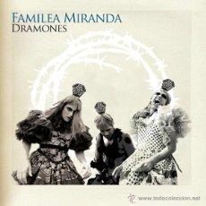 Discos de vinilo: FAMILEA MIRANDA DRAMONES LP . SLINT SCRATCH ACID PRIMUS BUTTHOLE SURFERS. Lote 44251514