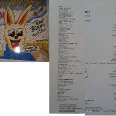 Discos de vinilo: DISCO VINILO LIVE JIVE BUNNY AND THE MASTERMIXERS THE ALBUM. Lote 44254506