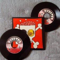 Discos de vinilo: CEREBROS EXPRIMIDOS, KILL THE POPE (MUNSTER 1992) DOBLE SINGLE - NUEVO -. Lote 44256106