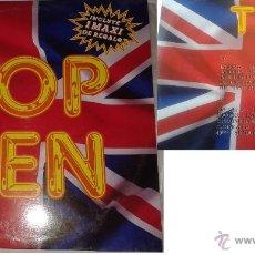 Discos de vinilo: DISCO VINILO TOP TEN LP MAXI. Lote 44256625