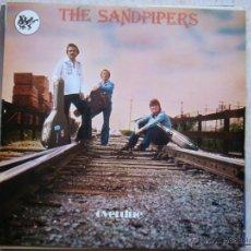 Discos de vinilo: THE SANDPIPERS - OVERDUE. Lote 44268198