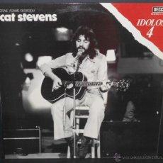 Discos de vinilo: CAT STEVENS - SERIE IDOLOS Nº 4 (ESPAÑA-1978) *VER FOTO ADICIONAL*. Lote 44268779