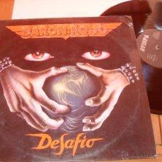 Discos de vinilo: BARON ROJO LP DESAFIO. MADE IN SPAIN. 1992. Lote 44271312