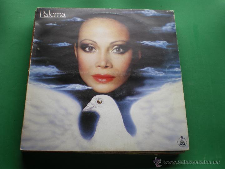 PALOMA SAN BASILIO - PALOMA LP PEPETO (Música - Discos - LP Vinilo - Solistas Españoles de los 70 a la actualidad)