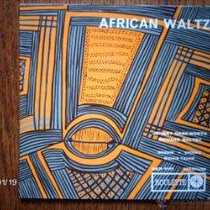 Discos de vinilo: JOHNNY DANKWRTH + RICHARD MALTBY - AFRICAN WALTZ + 3. Lote 44276254