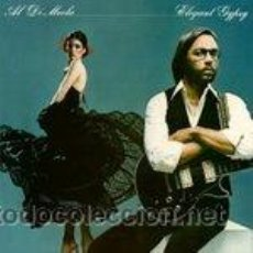 Discos de vinilo: AL DI MEOLA - ELEGANT GYPSY. Lote 44277699