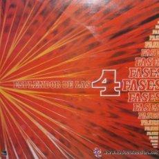 Discos de vinilo: ESPLENDOR EN LAS 4 FASES - (DECCA-1974) 2LP'S. Lote 44282604