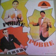 Discos de vinilo: FELIPE PIRELA Y CHEO GARCIA CON LA ORQ. BILLOS- POBRE DEL POBLE - LP VENEZUELA DISCOMODA. Lote 135239901