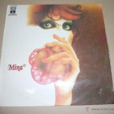 Discos de vinilo: MINA (LP) MINA R AÑO 1974. Lote 251502830